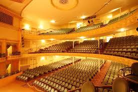 Miller Symphony Hall Seating Chart Audiomeasurements Com