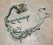 bmw wiring harness bmw e39 528i engine motor wiring harness auto transmission m52 i6 1997 oem used fits