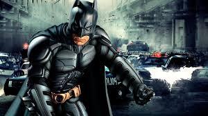 Batman, The Dark Knight Rises ...
