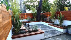 Small Picture Urban Modern Outdoor Garden Design London Double Scribble