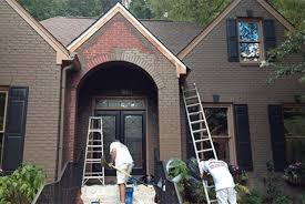exterior paint for brick homes painting exterior brick curb appeal brick house best decor