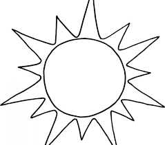 Small Picture Sun Coloring Pages Miakenasnet