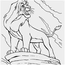 Scar Coloring Page Prettier Lion King Coloring Pages Coloring Pages