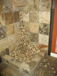 river rock tile best of river rock look tile river rock tile for shower floor