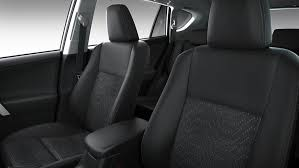 1x set of new genuine toyota rav4 front fabric seat covers not compatibile with leather accented seats or sports seats gxl help keep your rav4 s seats in