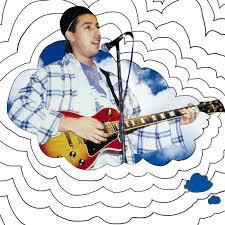 adam sandler playing guitar and singing