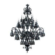 black mini chandelier crystal wrought iron mini chandeliers in for black chandelier view 3 black mini black mini chandelier