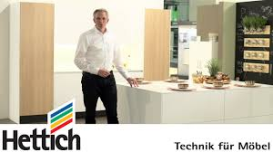 Furniture For The Kitchen Technology For Furniture In The Kitchen Hettich Drawer Systems