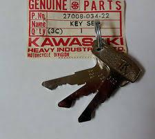 mc1 in motorcycle parts kawasaki f7 f11 mc1 g5 ke100 key number 322 key set pre cut nos 27008