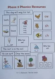 All worksheets only my followed users only my favourite worksheets only my own worksheets. Phase 3 Phonics Teaching Resource Pdf File To Print Out Amazon Co Uk Office Products