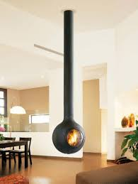 Bathyscafocus hublot - Rotating Ceiling Suspended Hearth