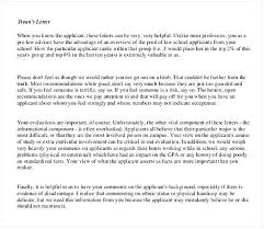 requesting letter of recommendation graduate school award reference letter for university application examples