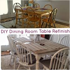 Refinishing A Dining Room Table Diy Dining Room Table Refinish Thepomeroylife