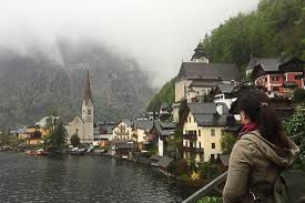 Hallstatt, a town so beautiful that the Chinese built a replica of it