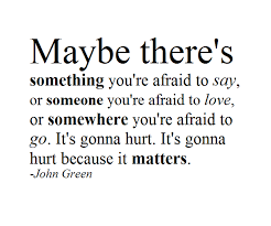 A Bundle Of John Green Quotes | Hannah's Perspective