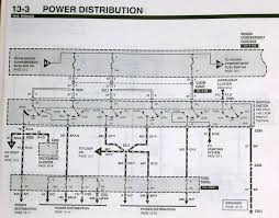ignition switch 80 96 ford bronco tech support ford bronco power distribution box diagram in a 93 located under the hood on the drivers side fenderwell on driver s side of the air cleaner housing