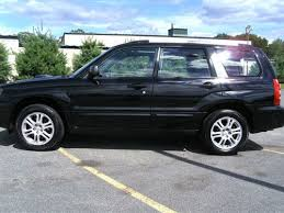 subaru forester 2005 black. Wonderful Subaru 2005 Subaru Forester AWD XT Turbo Loaded Leather All Black One Owner No  Reserve Intended I