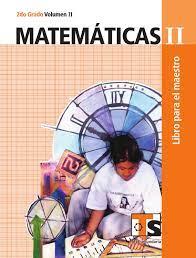 Eso es lo que el administrador puede dar acerca de libro de matematicas 1 de secundaria contestado volumen 2. Maestro Matematicas 2o Grado Volumen Ii By Raramuri Issuu