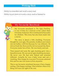 My Favourite Story Essay Pin By Edirite On Writing Skill English Writing Skills