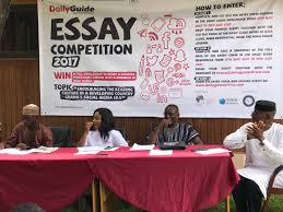 daily guide launches essay competition daily guide essay 5 ldquo