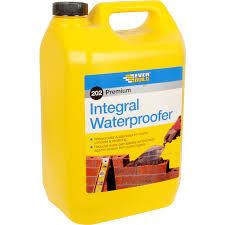Integral Liquid Waterproofer 5l