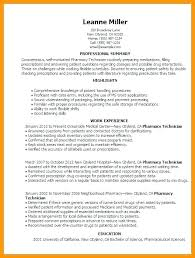 cv pharmacy resume for pharmacy technician excellent cover letter for resume