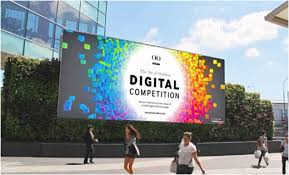 Outdoor Digital Signage For Businesses Lcd Led Outdoor Signs