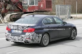 2011 BMW Alpina B5 spy shots