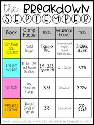 rooted in reading 3rd grade september