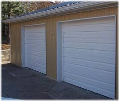 garage door 9x7Overhead Garage Doors