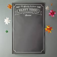 chalkboard office. Personalised Chalkboard Office Party Backdrop F