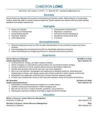 Livecareer Resume Template Gorgeous 40 Amazing Human Resources Resume Examples Livecareer Resume