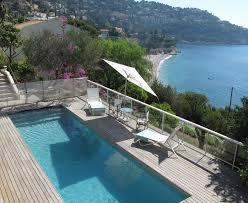 piscine villa plage du golfe bleu et pointe de cabbé