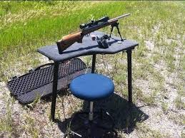 Woodworking Plans Online Shooting Bench Plans  Crafts Plans For Portable Shooting Bench