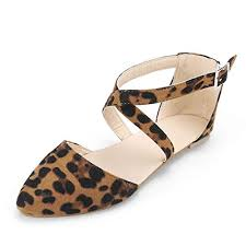 Amazon Com Aribelly Womens Wedge Sandals Ankle Strap Cap