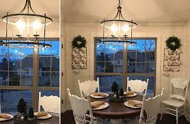 rustic chandelier pendant light