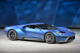 ford reveals the new ford gt at detroit auto show scroll down for more images