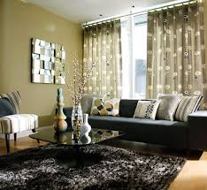 For Curtains In Living Room Patterned Curtains Living Room Free Image