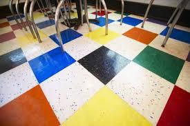 how to remove self adhesive vinyl tile flooring