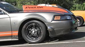 FASTEST Pro Street Blown - twin turbo Mustang - Dandy Engines ...