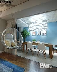with no light source simple fashion ikea dining room living room chandelier creative ceramic lamp