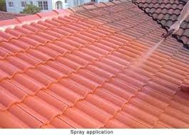 painting concrete roof tiles tile paint can i my roof tile paint65