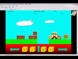 How To Make A Game In Powerpoint Super Mario Powerpoint Game Youtube