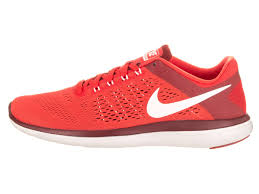 nike running shoes 2016 red. nike men\u0027s flex 2016 rn running shoe | mens casual shoes lifestyle training red 5