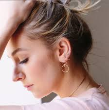 Friday Faves Las Coolest Ear Piercing Trends Style Elixir