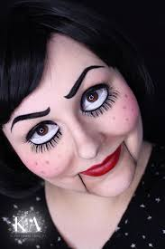 marionette makeup w tutorial by katiealves