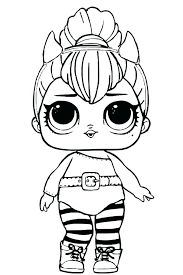 cute cartoon unicorn coloring pages sheets surprise free printable dolls e doll