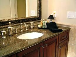 bathroom countertops canada custom home depot laminate awesome single sink paint