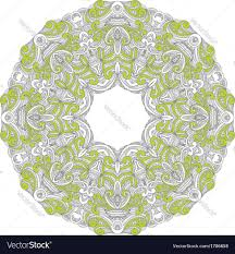 Lace Designs Ornamental Round Lace Patternarabesque Designs