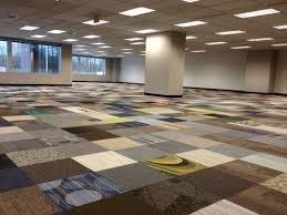 Residential Plush Carpet Tiles